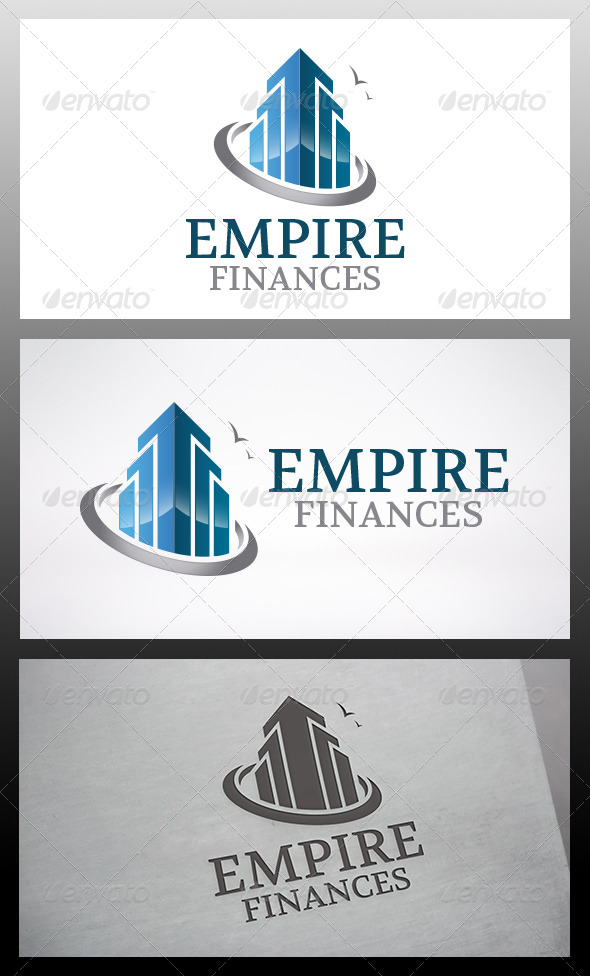 GraphicRiver Empire Logo 6346556