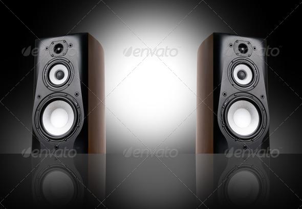 PhotoDune Speakers 677703
