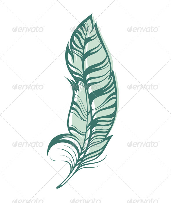 GraphicRiver Feather 6350048