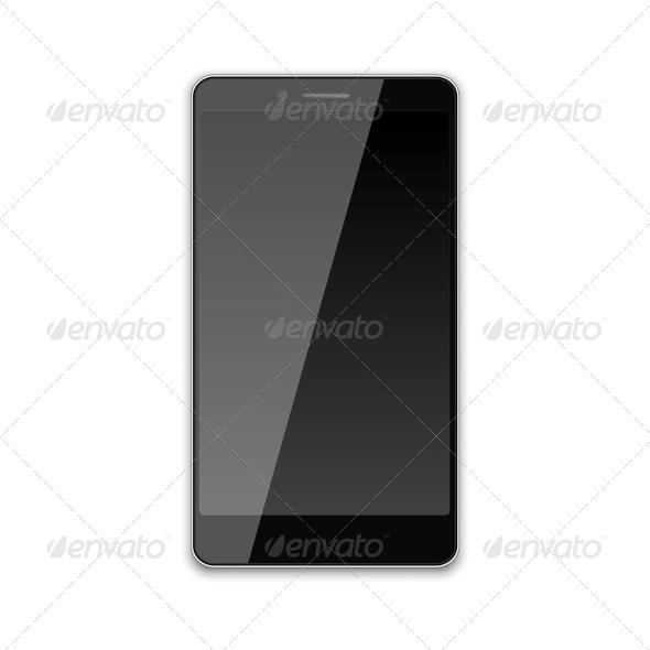 GraphicRiver Realistic Smartphone 6350631