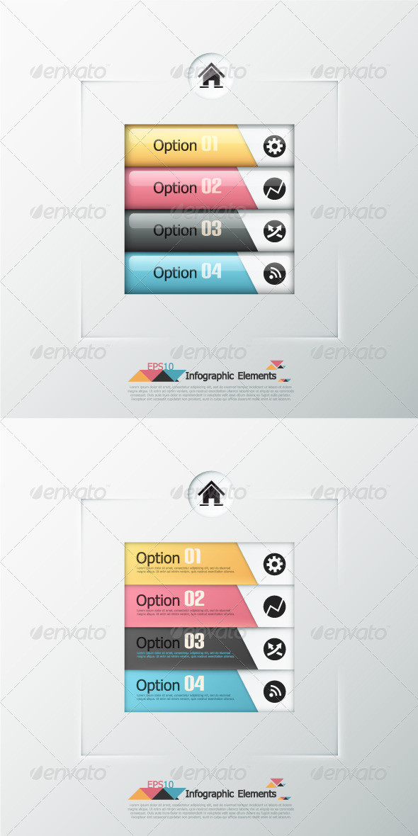 GraphicRiver Modern Infographics Options Banner 6350861