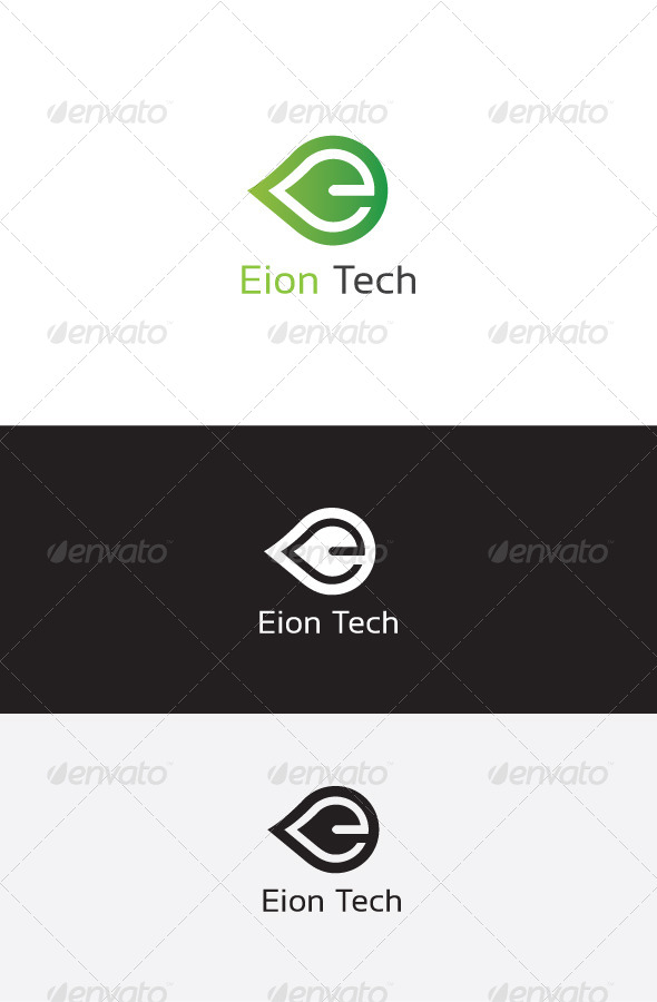 GraphicRiver E Letter Logo Template 6351258