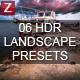 11 Pro Landscape+HDR Presets v.2