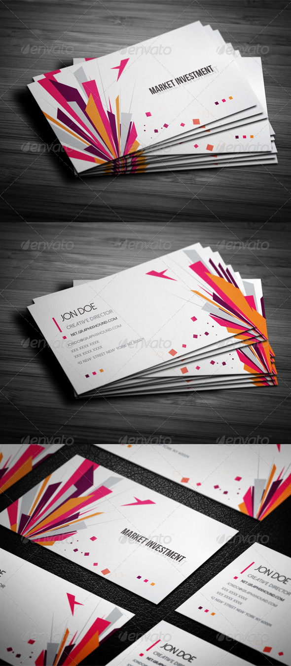 GraphicRiver Creative Business Card 6351967
