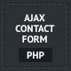 PHP Ajax contact Form with Google Maps - CodeCanyon Item for Sale