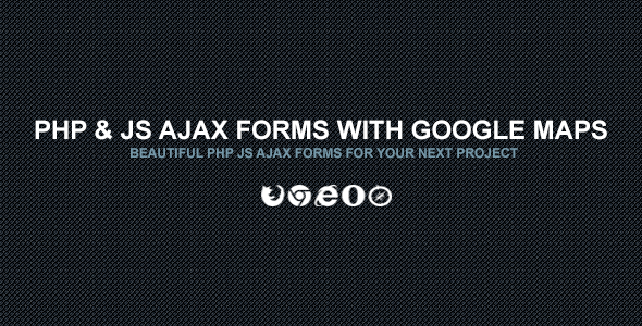 CodeCanyon PHP Ajax contact Form with Google Maps 6352789