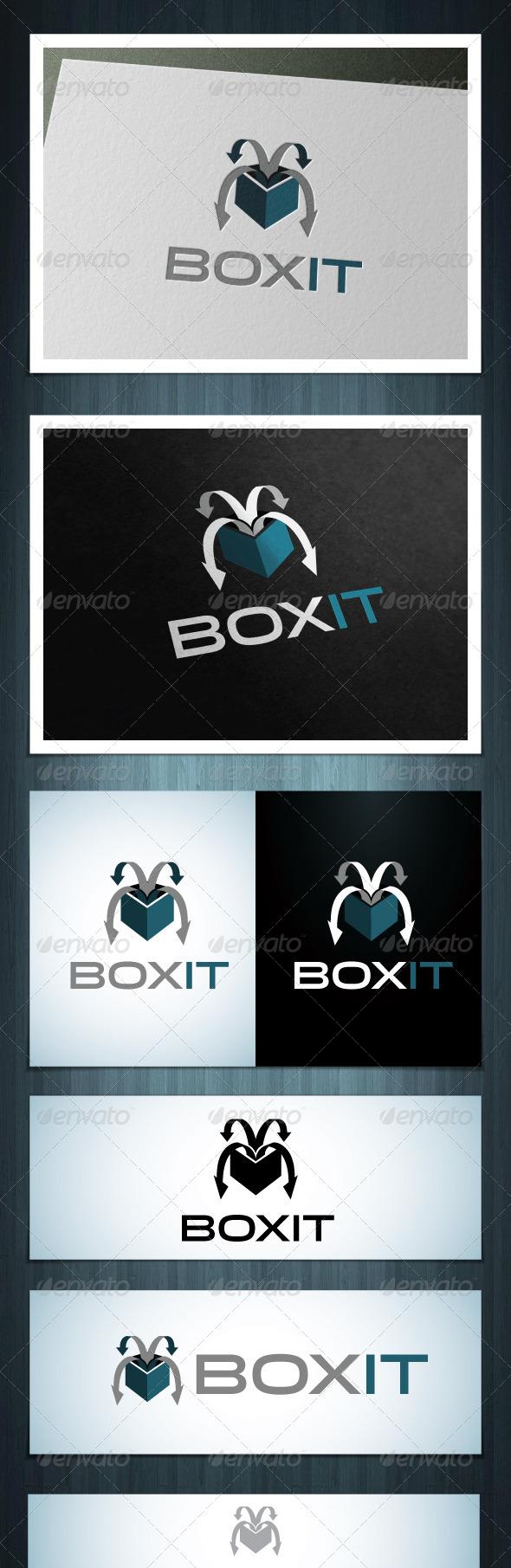 GraphicRiver BoxIT 6352791