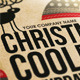 Christmas Cool Party Flyer Template - GraphicRiver Item for Sale