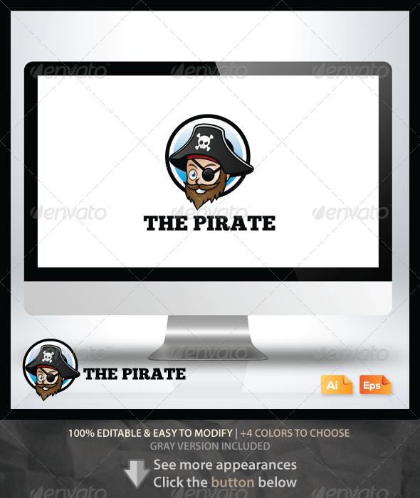 GraphicRiver The Pirate 6354117