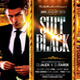 Suit Black Flyer - GraphicRiver Item for Sale
