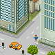 Pixel City Creation Kit - GraphicRiver Item for Sale