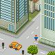 Pixel City Creation Kit - GraphicRiver Item for Sale