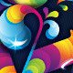2012 Bright Party New Year Poster - GraphicRiver Item for Sale