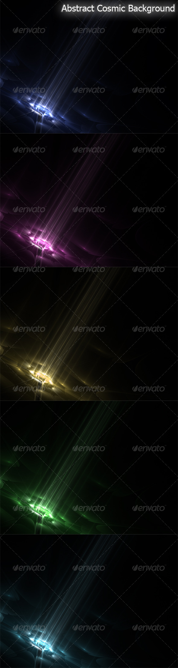 GraphicRiver Abstract Cosmic Background 3200x2400px 6358141