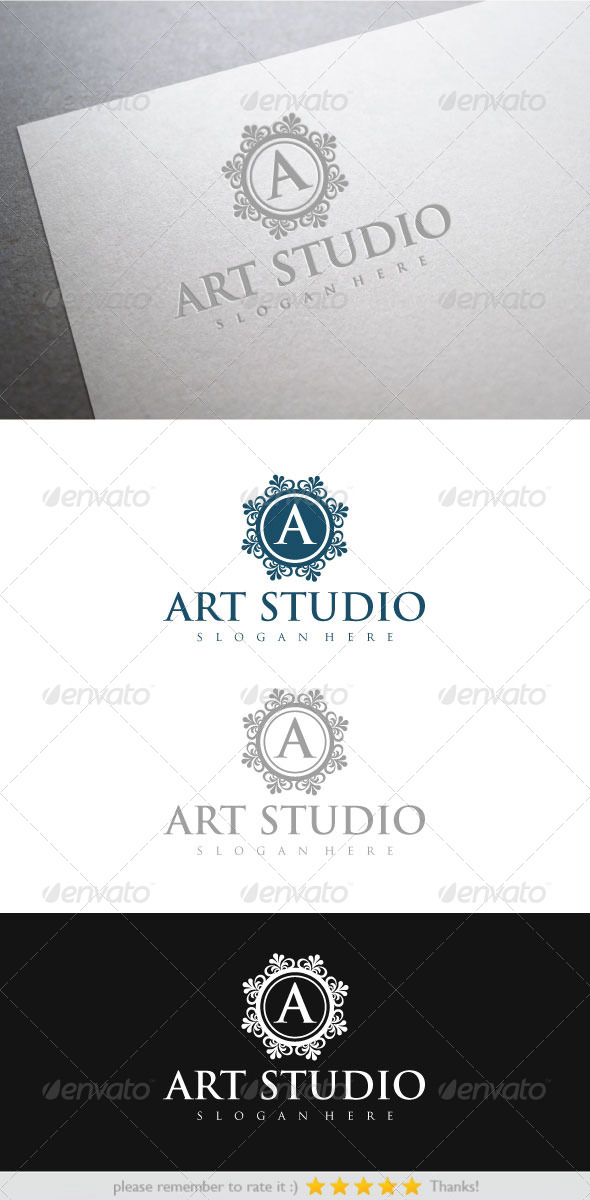 GraphicRiver Art Studio 6358406