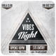 Vibes Night - Flyer [Vol.7] - GraphicRiver Item for Sale