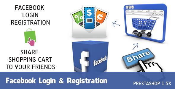 CodeCanyon Facebook Login & Facebook Promotion 6340720