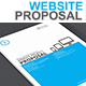 Gstudio Website Proposal Template - GraphicRiver Item for Sale