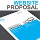 Gstudio Website Proposal Template - GraphicRiver Item for Sale