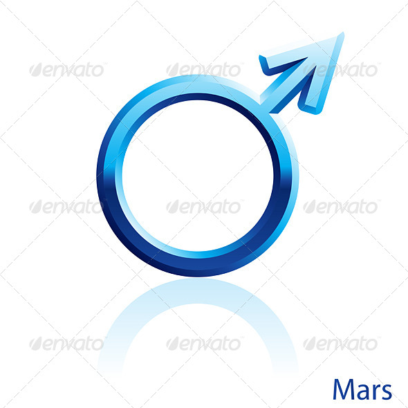GraphicRiver Mars Sign 6359863