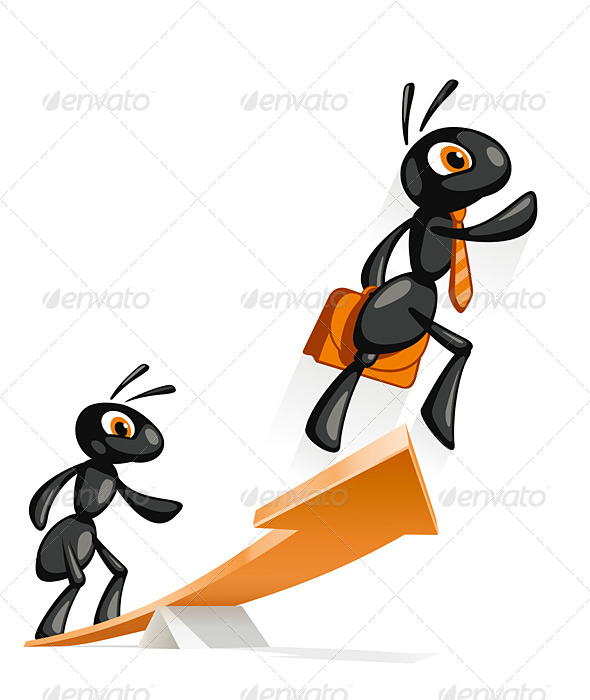 GraphicRiver Ant Jump Up 6359968