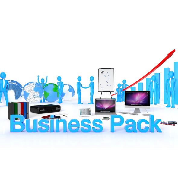 3DOcean Business Pack 6360153