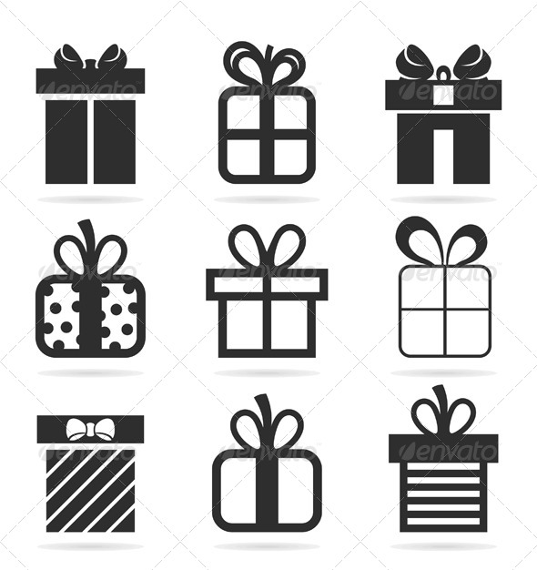 GraphicRiver Gift an Icon 6360576