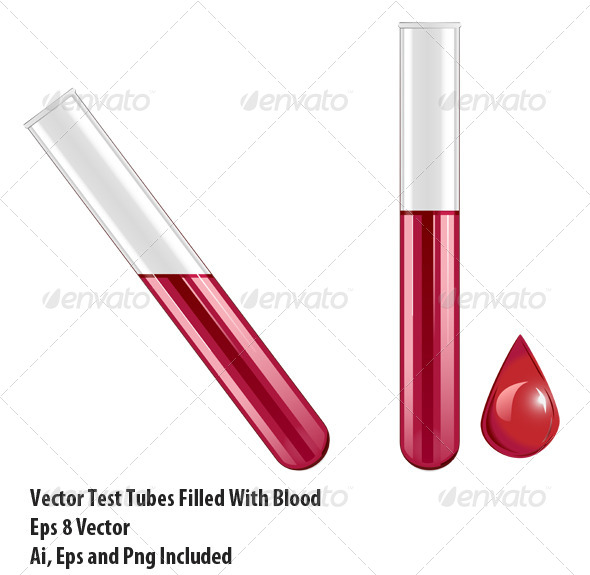 GraphicRiver Test Tube 6360609