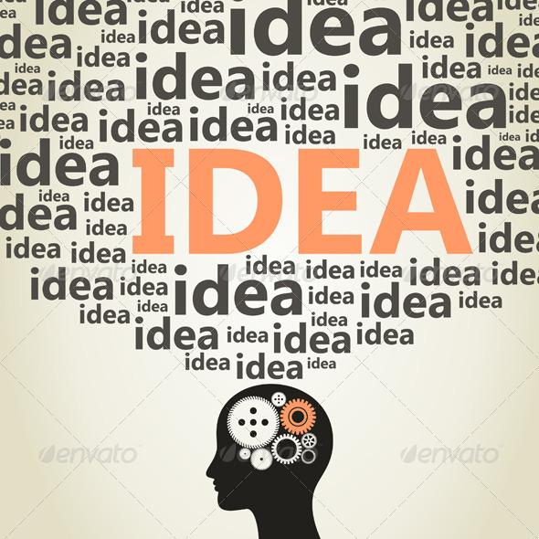 GraphicRiver Head Idea 6360634