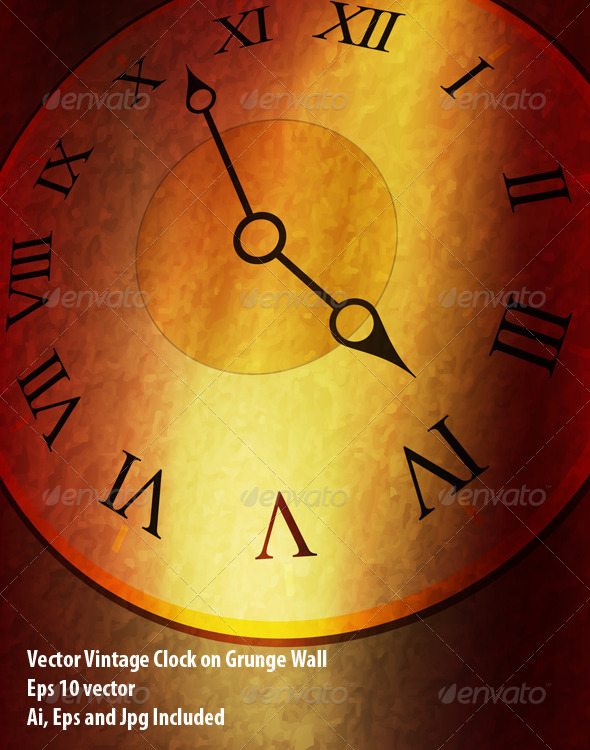 GraphicRiver Time 6360690