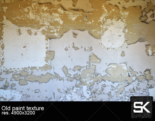 GraphicRiver Old Paint On The Wall 6361233