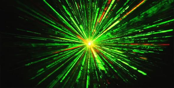 Laser Disco Light 1
