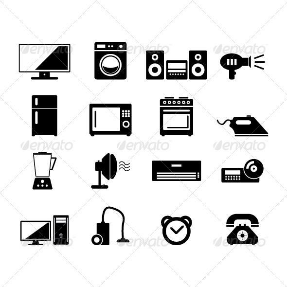 GraphicRiver Home Devices 6361510