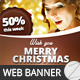Holiday Sale Web Banners - GraphicRiver Item for Sale