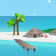 Island Illustration - GraphicRiver Item for Sale