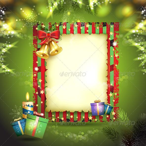 GraphicRiver Christmas Card 6363360