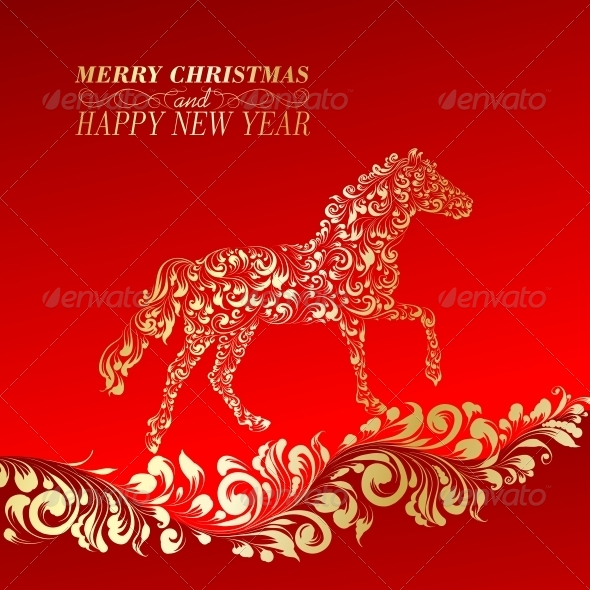 GraphicRiver Christmas Greeting Card 6363664