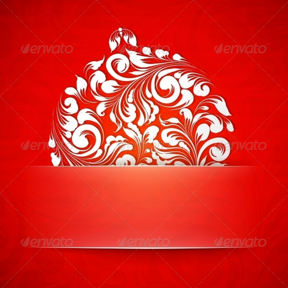 GraphicRiver Christmas Greeting Card 6363672