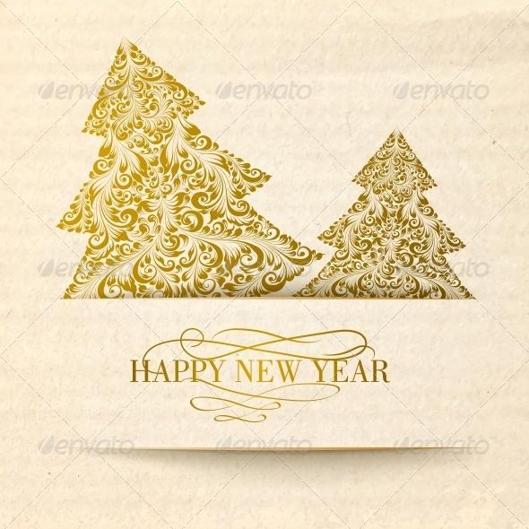 GraphicRiver Christmas Greeting Card 6363698