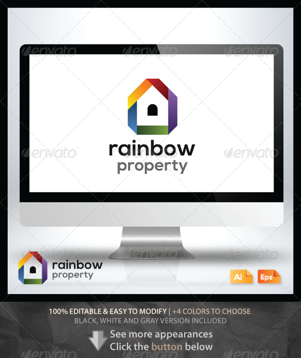 GraphicRiver Rainbow Property 6363707