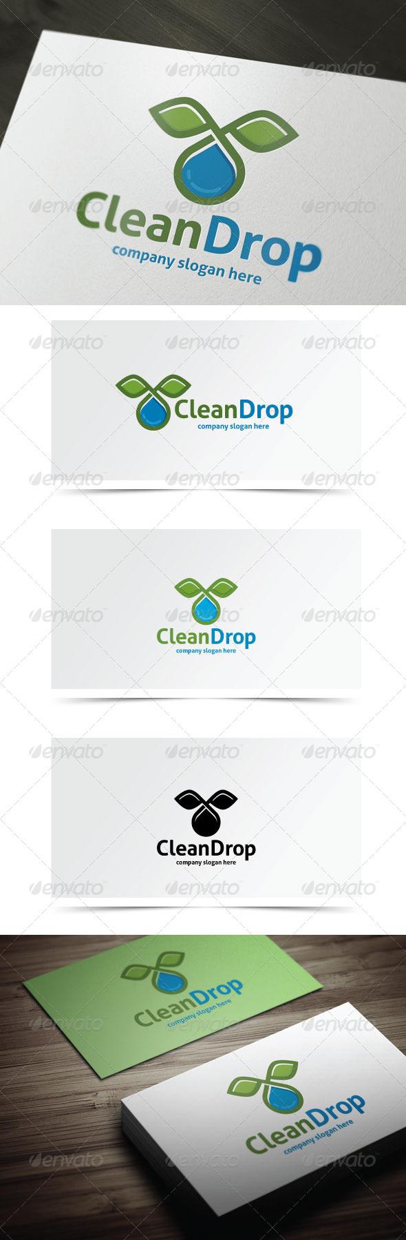 Clean Drop