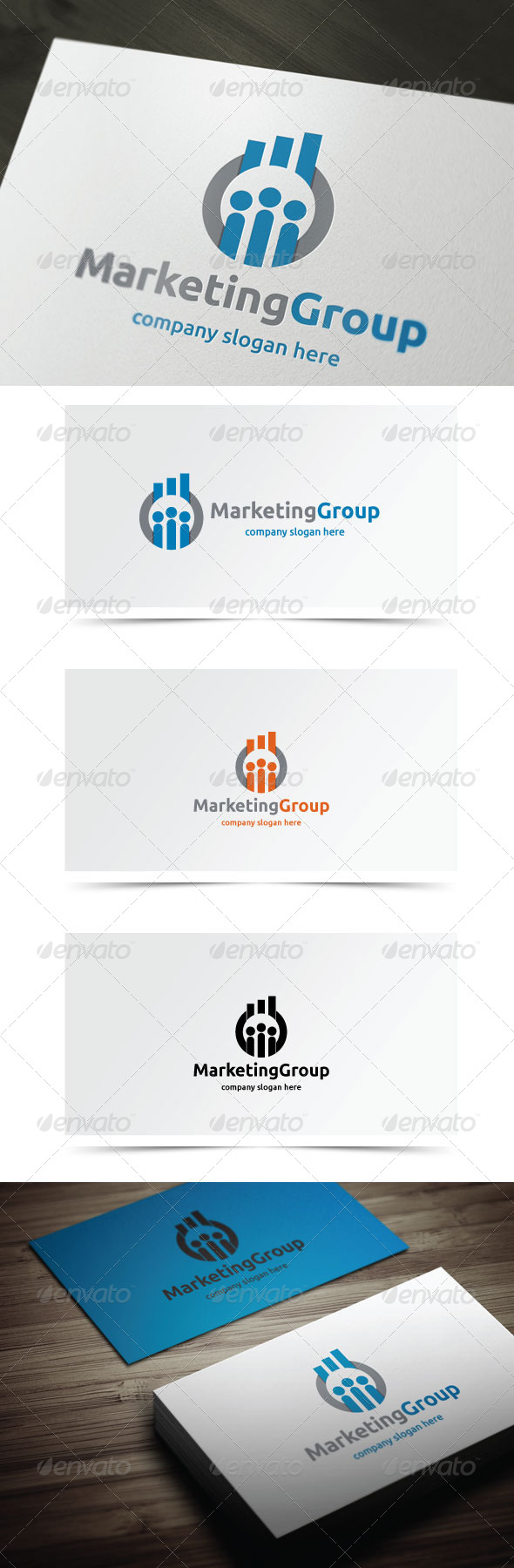 GraphicRiver Marketing Group 6363771