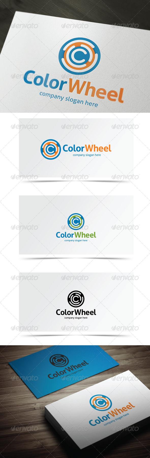 GraphicRiver Color Wheel 6363830