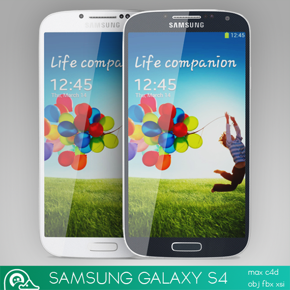 Samsung Galaxy S 4 - 3DOcean Item for Sale