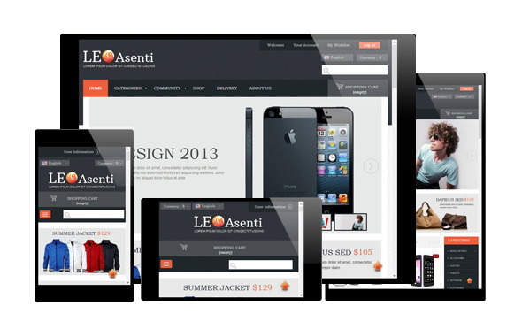 ThemeForest Leo Asenti Prestashop Theme 6365139