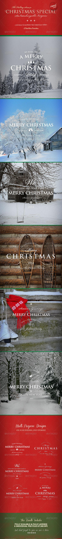GraphicRiver Christmas Insignias 6365193
