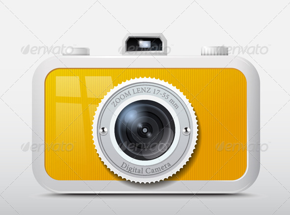 GraphicRiver Camera 6365789