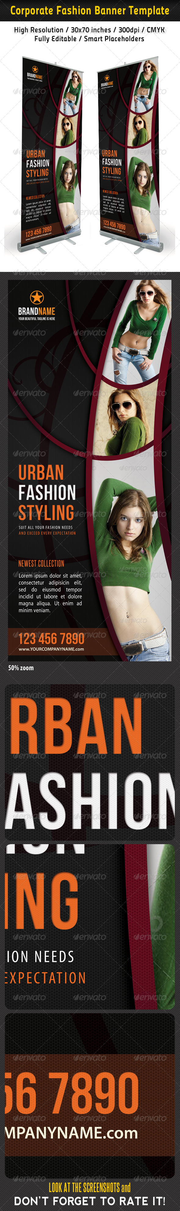 GraphicRiver Fashion Multipurpose Banner Template 22 6366199