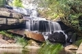 Beautiful waterfall in the deep jungle. - PhotoDune Item for Sale