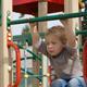 Child Playing on  Beach - 64